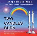 More information on Two Candles Burn CD