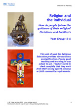 More information on Religion & The Individual. How do people follow the guidance of their religion?