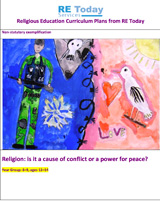 More information on Religion: is it a cause of conflict or a power for peace?