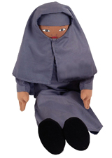 More information on Muslim Girl Persona Doll