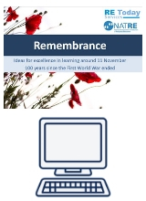 More information on Primary RE and remembrance - webinar recording