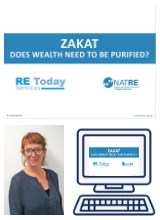 More information on Does wealth need to be purified? Zakat in Islam - webinar recording