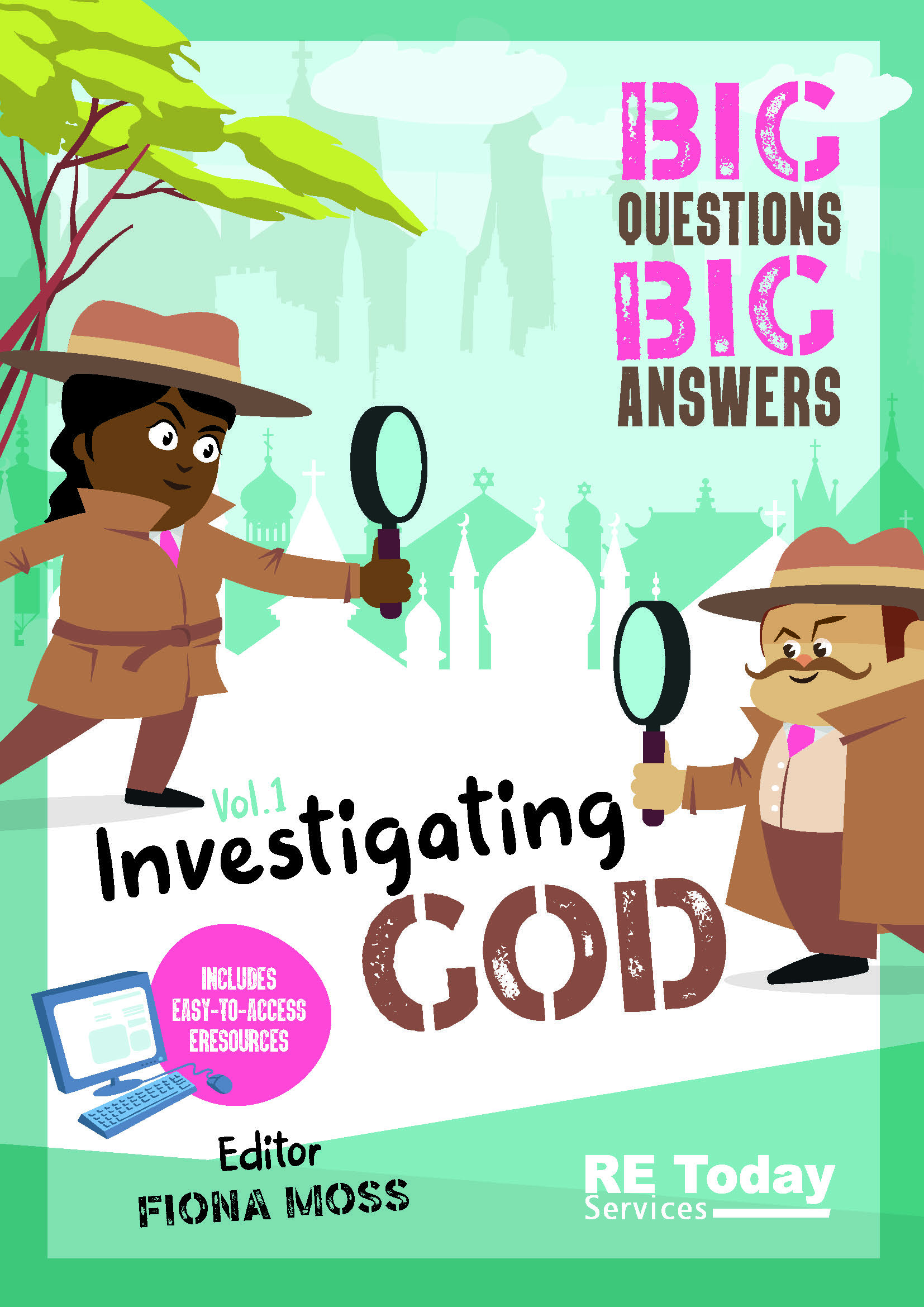 More information on Big Questions Big Answers: Vol 1: Investigating God