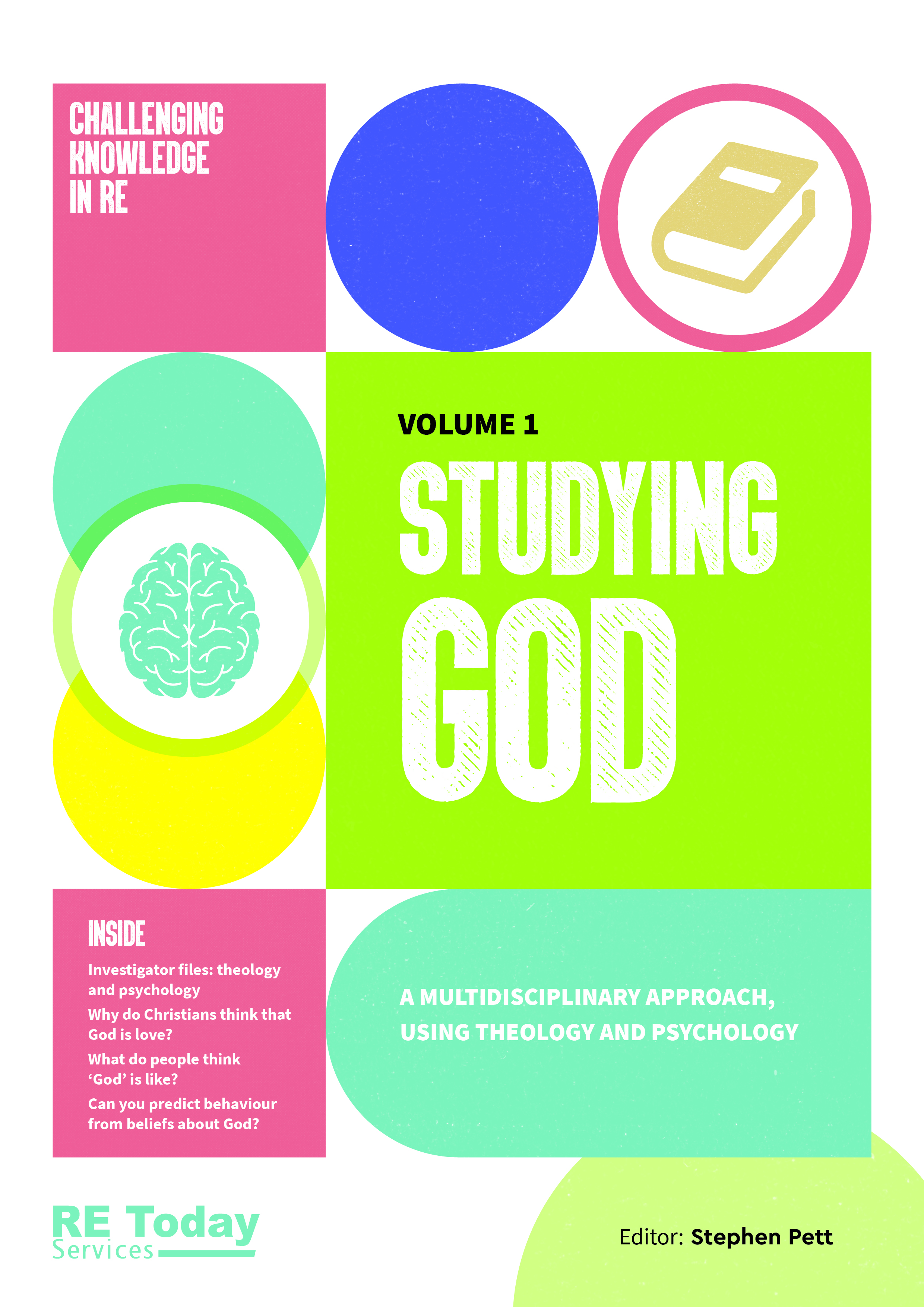 More information on Challenging knowledge in RE: Vol 1: Studying God