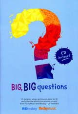 More information on Big Big Questions Book & CD